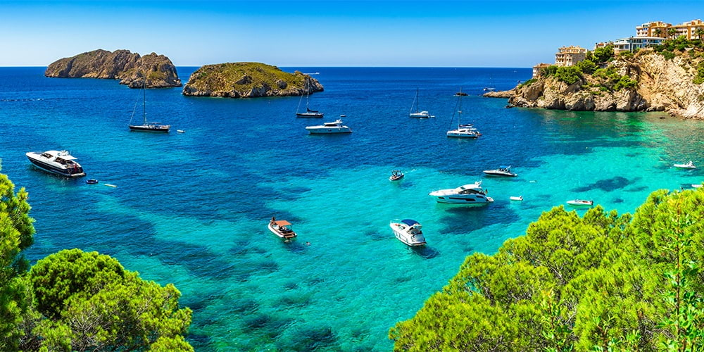 Villas and semi-detached houses for sale in Mallorca (Spain)