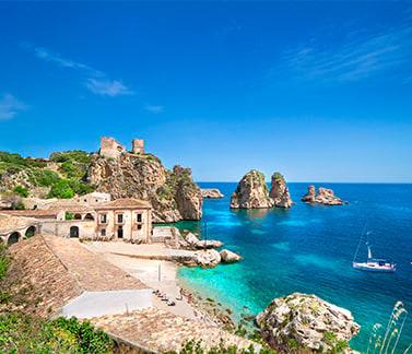 Villas et Maisons à vendre à Sicile (Italie)